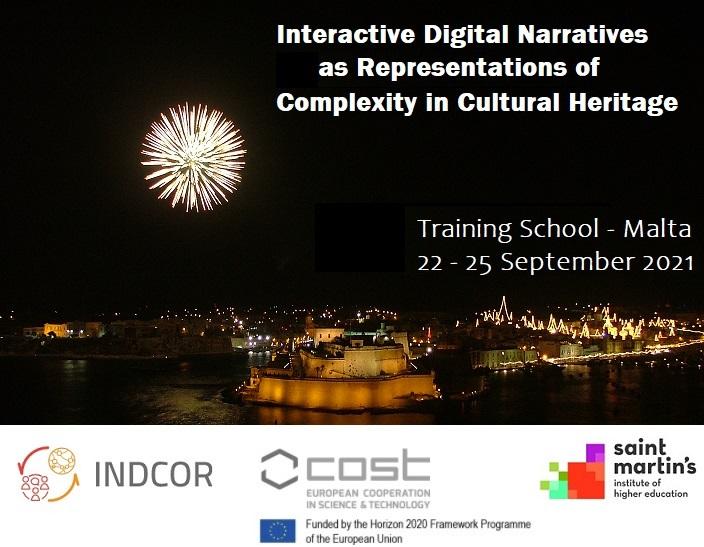 Malta Training School: Representing Complexity in Cultural Heritage